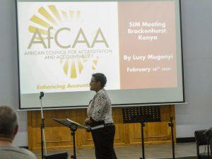 AfCAA Presentation to SIM delegates 4x3 _6893