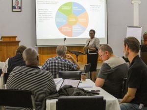 AfCAA Presentation to SIM delegates 4x3 _6935