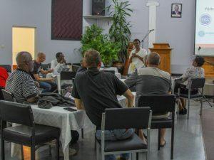 AfCAA Presentation to SIM delegates 4x3 _6957